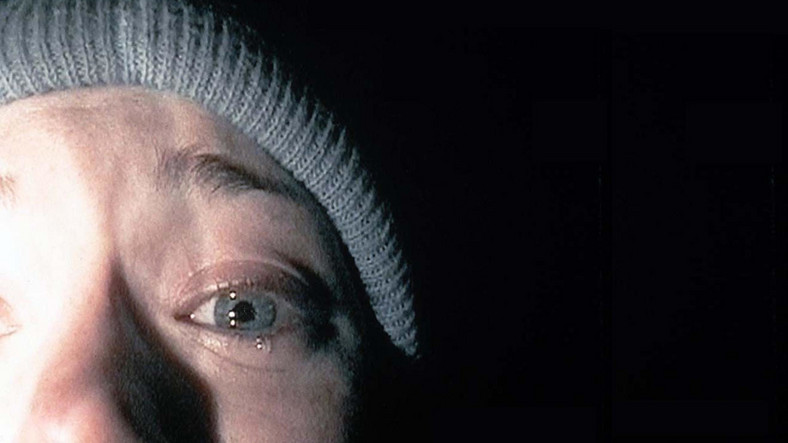 """The Blair Witch Project"" - kadr z filmu"