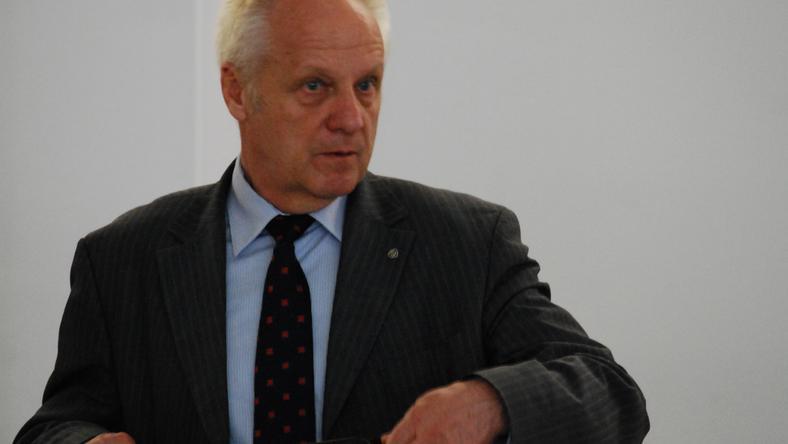 Stefan Niesiołowski,fot.Żaneta Gotowalska/Onet