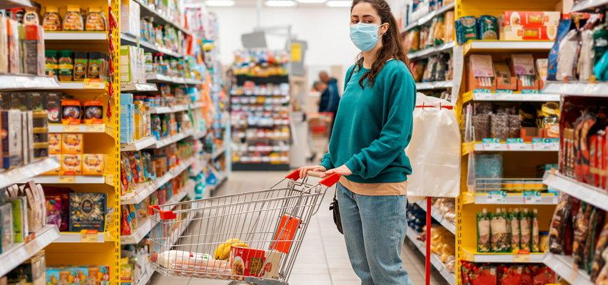 Przez wzrost cen kupujemy mniej żywności!