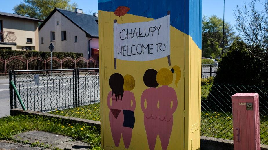 Chałupy welcome to - historia piosenki i nudystów nad Bałtykiem