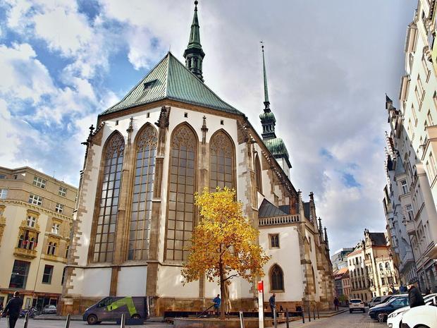 Kościół św. Jakuba w Brnie