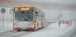 IMGW ostrzega: Śnieżyca na Mazowszu
