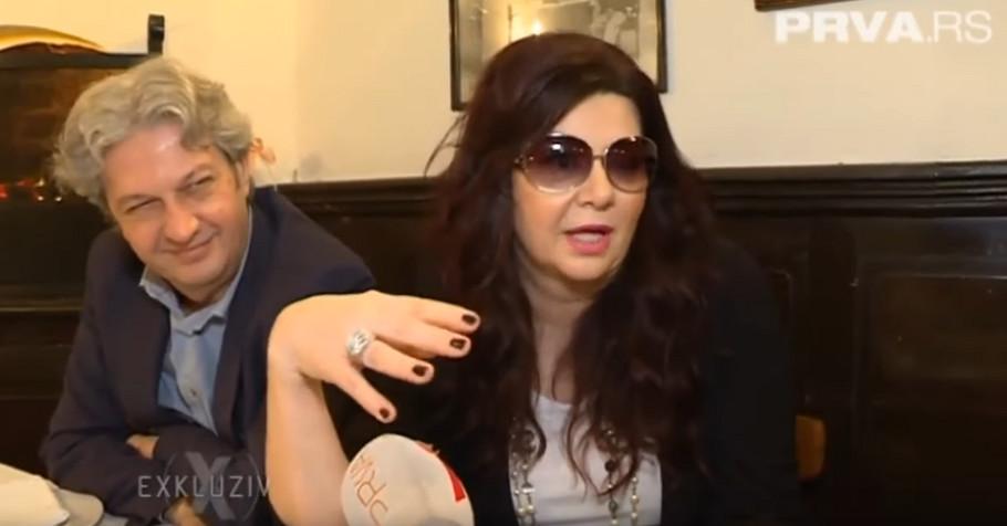 Milomir Marić i Vesna Radusinović