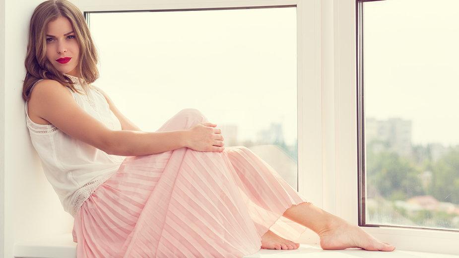 Plisowane spódnice nadal są szalenie modne!