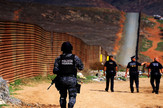 američko meksička granica