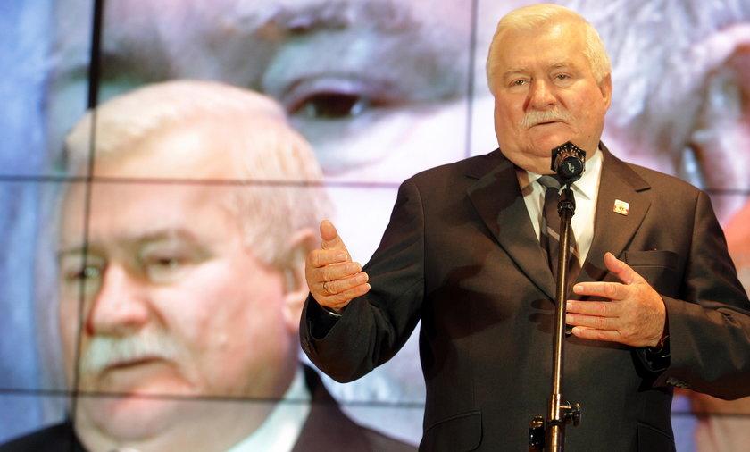 Janusz Wójcik wspomina jak pił z Lechem Wałęsą