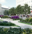 Propozycja miejskich aktywistów. Plac Wilsona będzie zielony?