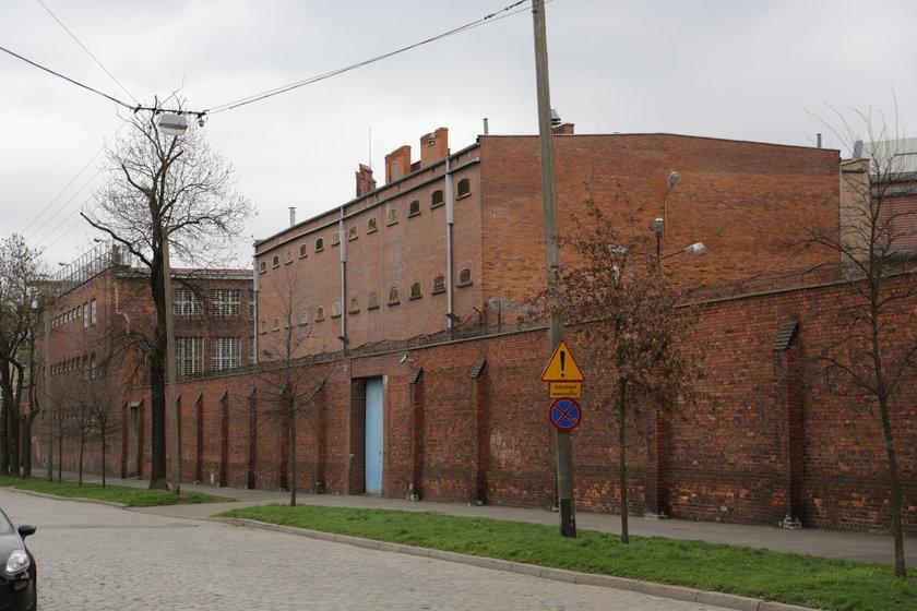 Zakład Karny Nr 1 przy ul. Kleczkowskiej we Wrocławiu