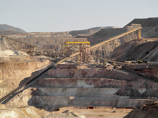 Ceny miedzi w Londynie odbiły się. Minister górnictwa Chile straszy deficytem