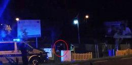 Policjant z Gorzowa skopał pijanego. Wszystko nagrał świadek