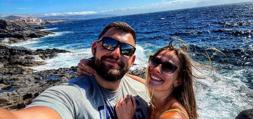 Natalia i Konrad są w sobie zakochani. Zobacz, jak wygląda miłość olimpijczyków. ZDJĘCIA