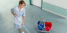 Wieloetapowa rekrutacja na sprzątaczkę
