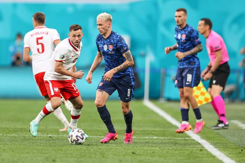 Po porażce ze Słowakami, przed Polakami bardzo trudne zadanie.