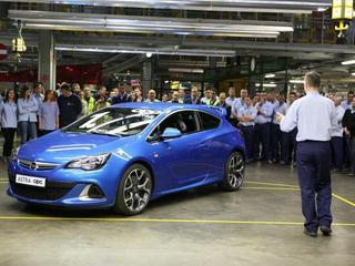 opel astra IV opc gliwice
