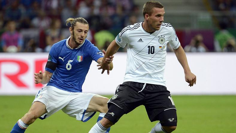 Federico Balzaretti i Lukas Podolski