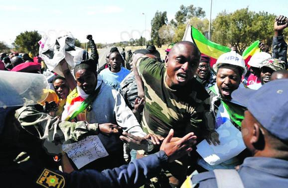 Vođe kriminalnih klanova u Južnoafričkoj Republici često su za članove obezbeđenja birale ljude sa naši prostora