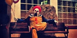 Przerażające klauny terroryzują miasto