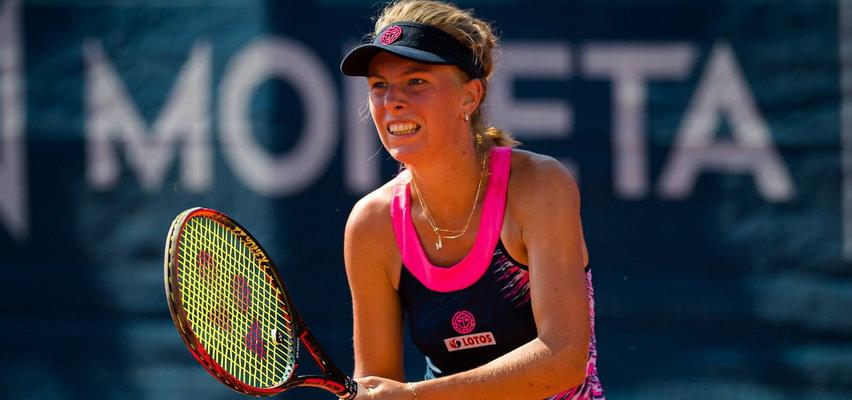 Polska tenisistka nie zagra w Roland Garros. Porażka w decydującej rundzie