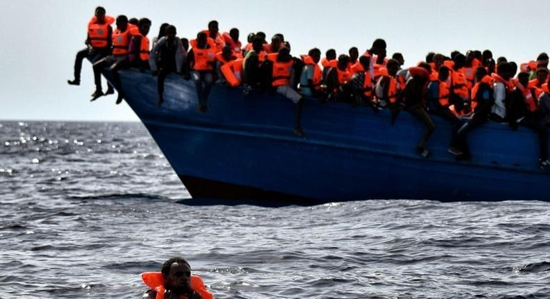Tens of thousands of asylum seekers use Tunisia and Libya as a launchpad to gain entry into Europe