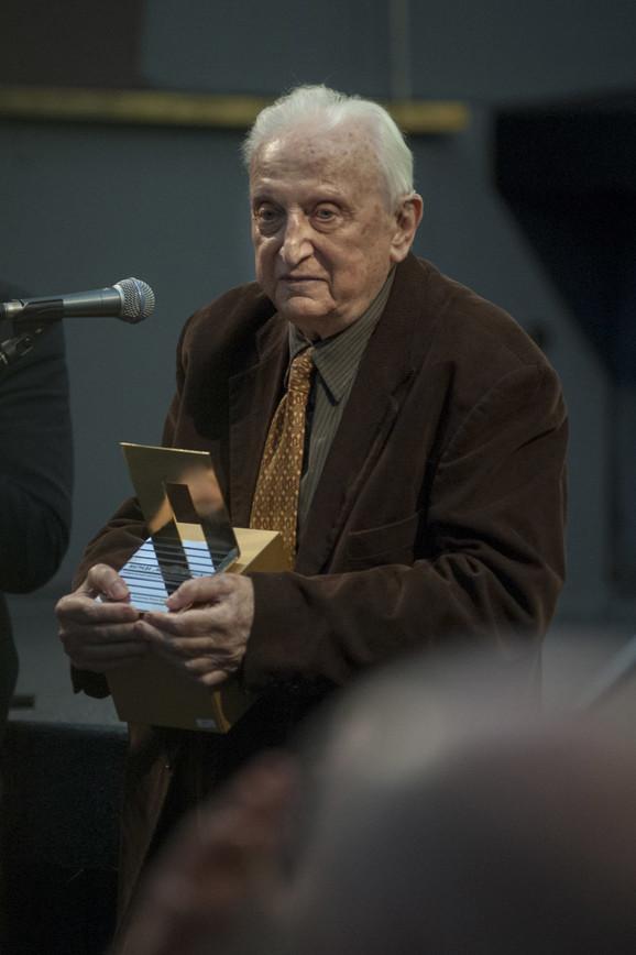 Laureat: Vladimir Vlada Petrić