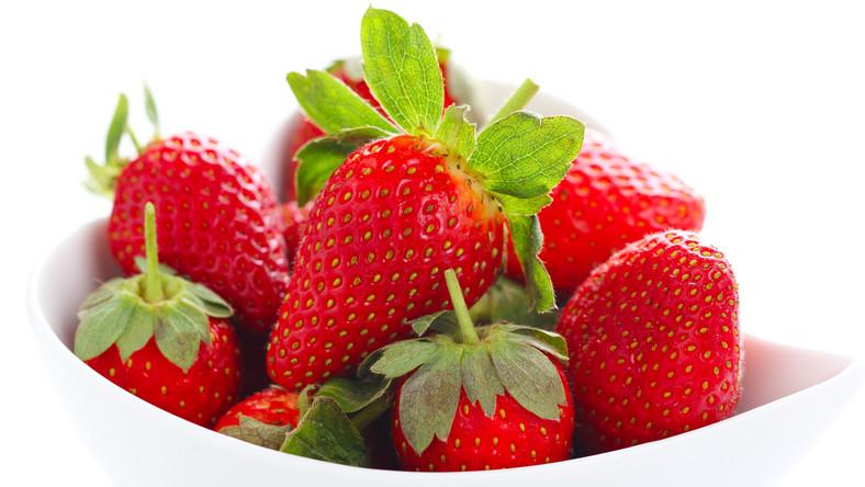Jedzenie truskawek pozwala zminimalizować powikłania towarzyszące cukrzycy