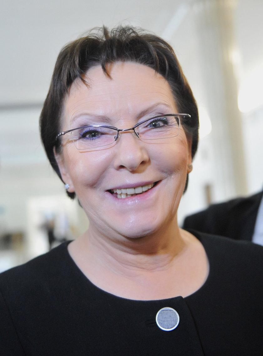 Premier Ewa Kopacz udzieliła szczerego i prywatnego wywiadu