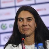 Milica Mandić se rasplakala kada je o ovome počela da priča na dočeku u Beogradu i IZAZVALA SUZE CELE Srbije: Nisam spremna za novi olimpijski ciklus