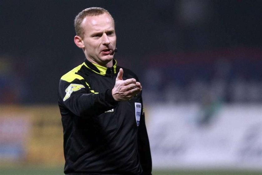 Polonia Bytom uważa, że sędzia Marcin Borski wypaczył wynik meczu z Wisłą Kraków
