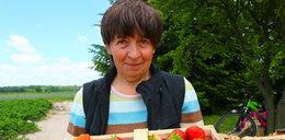 Wyhodowałam największą truskawkę w Polsce