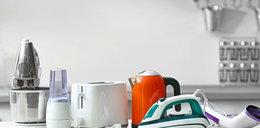 Małe AGD/ RTV - nowe sprzęty na prezent - lokówki, suszarki, blendery, wyciskarki do soków