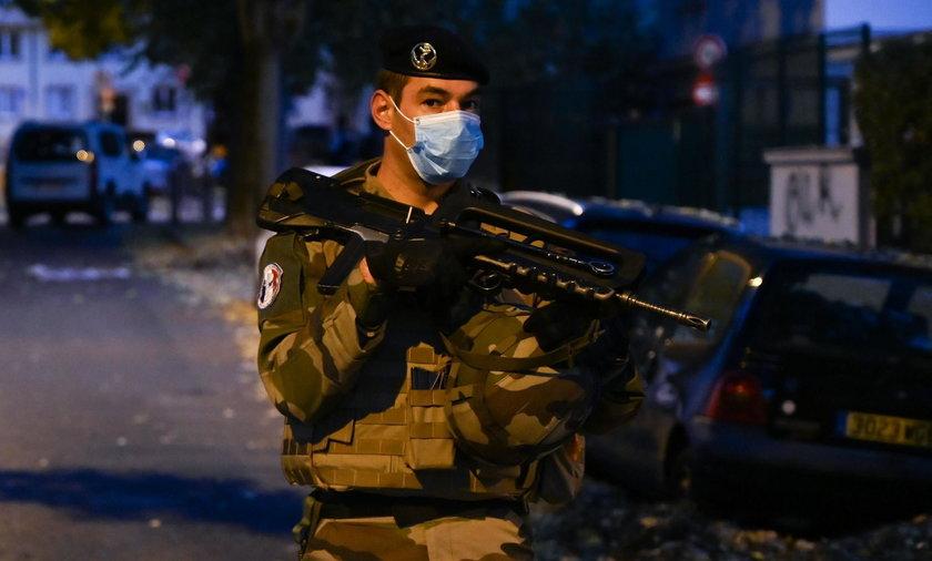 Kolejny atak we Francji