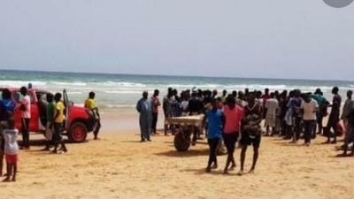 Drame: Mort de neuf personnes par noyade à la plage de Malika, quatre rescapés évacués à l'hôpital