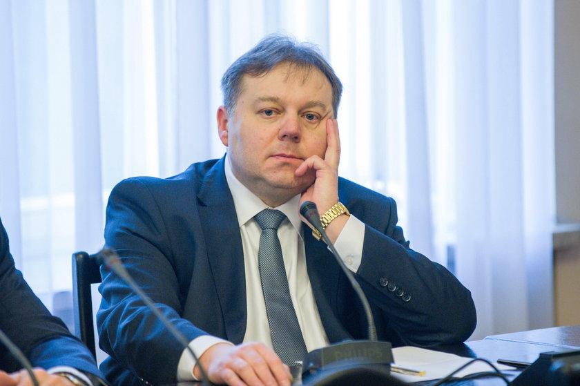 Wojna sędziego Wyrembaka z szefową TK