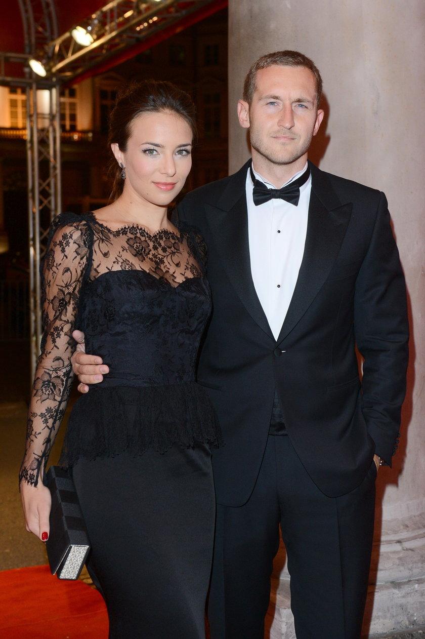 Anna Czartoryska i Michał Niemczycki