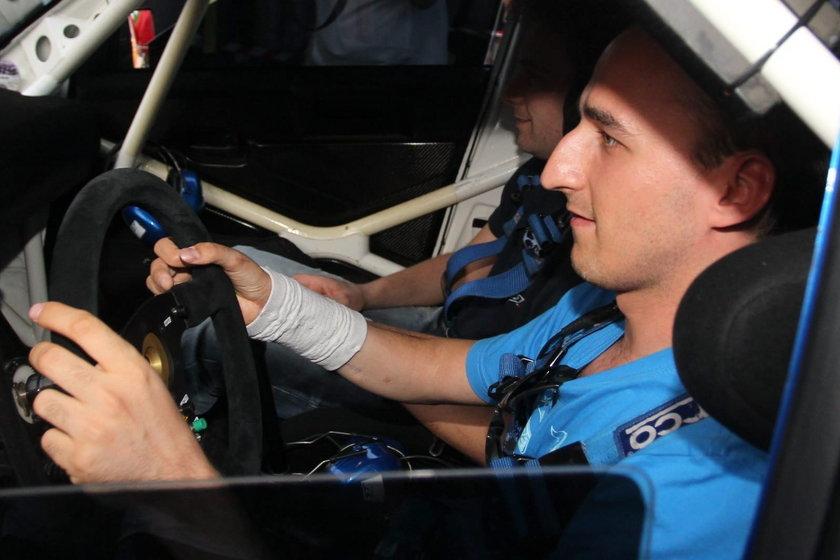 Tragiczny dzień Kubicy. Kraksa odmieniła życie polskiego kierowcy