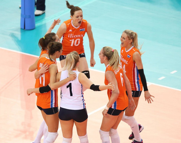 Holanđanke slave uspeh u polufinalu