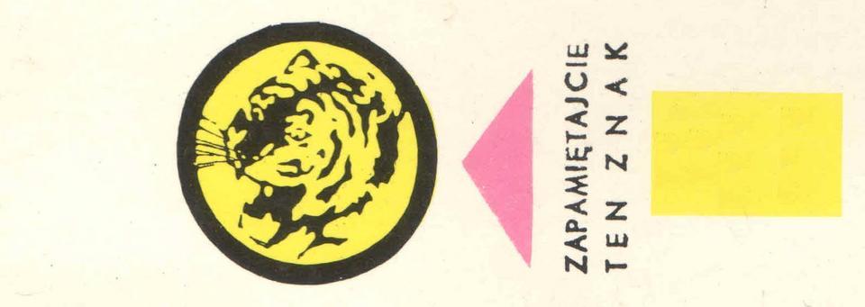 Biblioteka Żółtego Tygrysa (1957-1989)