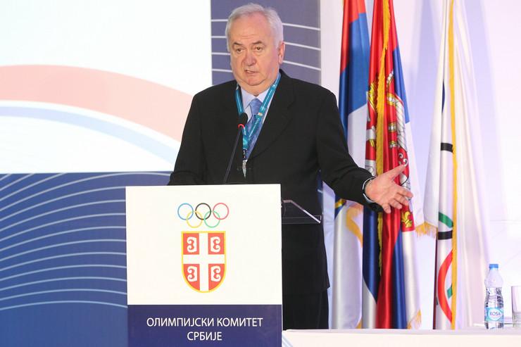Olimpijski komitet Srbije