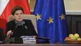 Zmęczona i zniechęcona premier Szydło