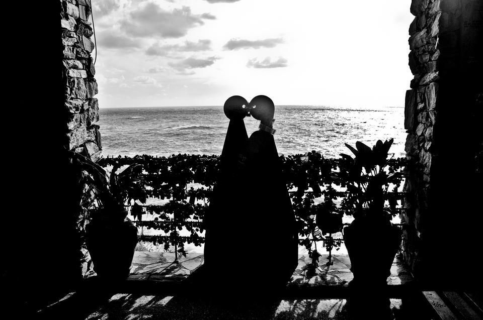 Miłość wyryta w skale. Oto Aleja Kochanków we włoskiej Ligurii