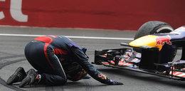 Vettel znów mistrzem świata