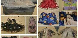 Szczątki małej dziewczynki w walizce przy autostradzie
