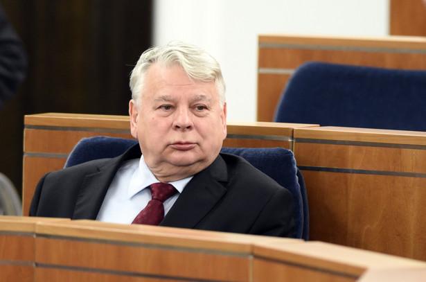 Borusewicz PO