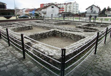 Rimske terme u Laktašima