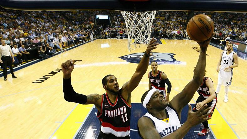 Memphis Grizzlies - Portland Trail Blazers