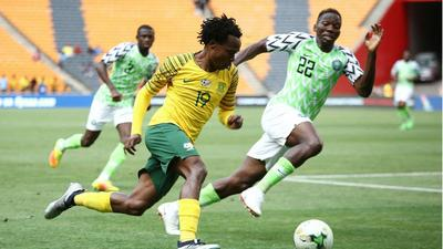 Stoked by politics: The history of the Nigeria/South Africa football rivalry