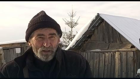 Svetislav Kuč živi u najudaljenijem selu Pešterske visoravni