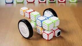 Cubroid - modularny robot do nauki kodowania