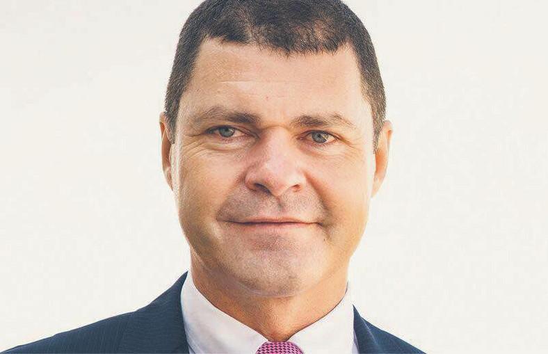 Radu Hanga, Przewodniczący Rady Dyrektorów, Bucharest Stock Exchange  fot. Materiały prasowe