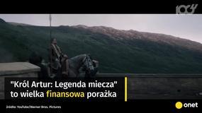 Film o królu Arturze największą klapą roku?